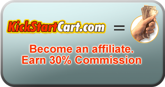 Kickstartcart.com = a fistfull of dollars. Become an affiliate. Earn 30% commission.
