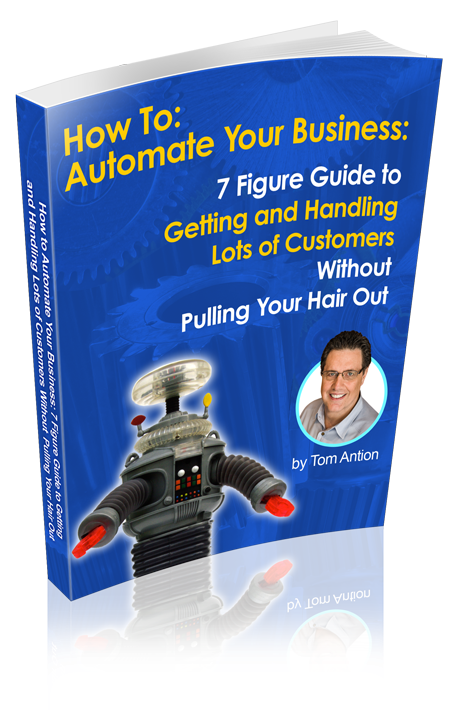 automate your business e-book