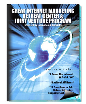 marketing retreat, joint venture