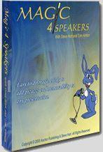 magic for speakers