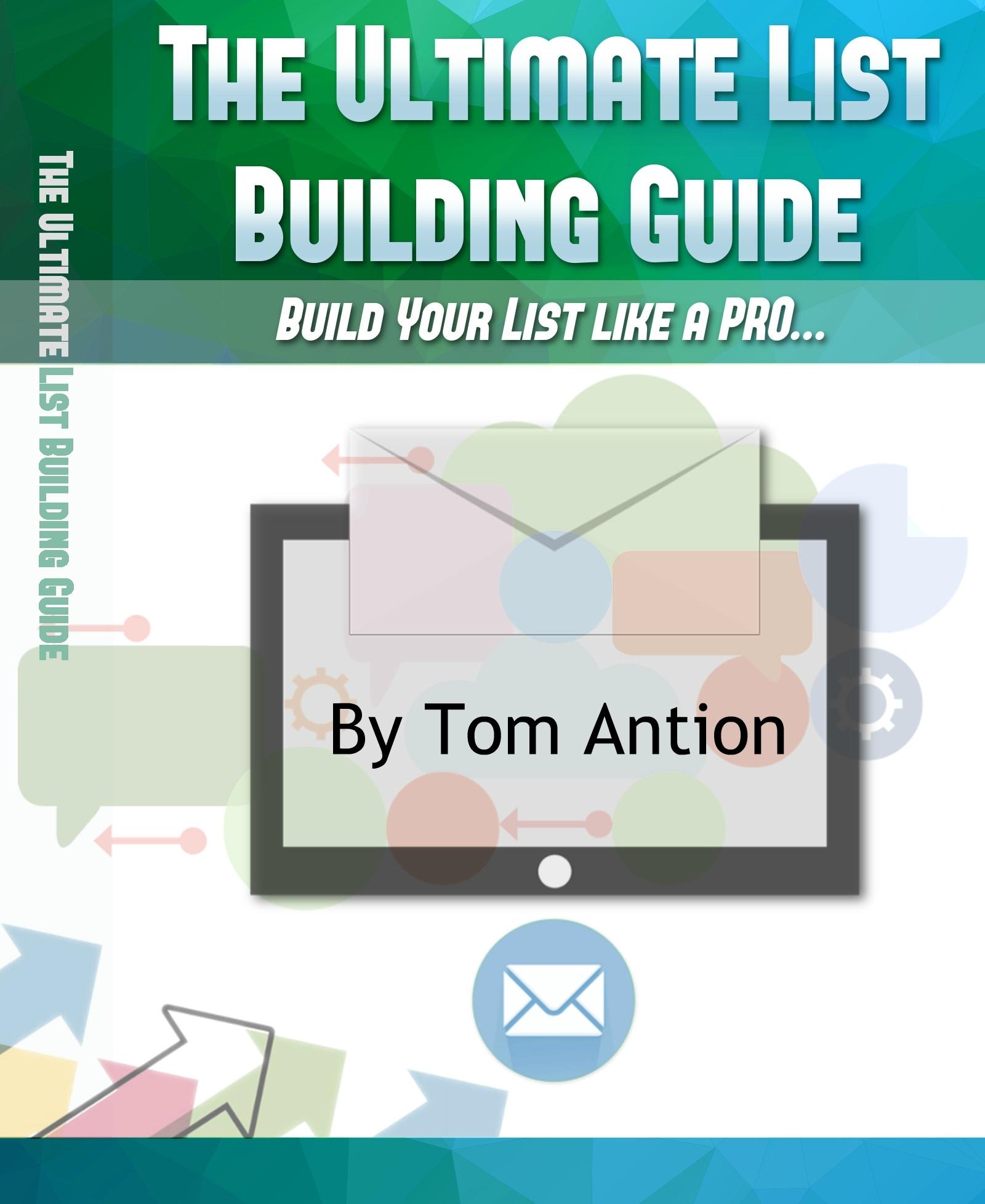 List Building Ebook Cover Art